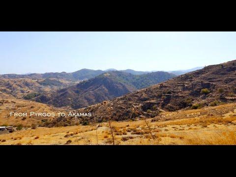 Cyprus island tour | Travel 2016 | 4K
