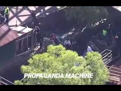 RAW VIDEO: Fatal Ride Accident at Dreamworld on the Gold Coast