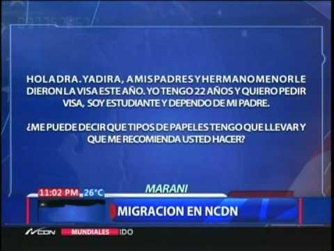 Descripción Migración en NCDN con Yadira Morel en Enfoque Final.