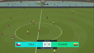 Ecuador vs Chile EN VIVO Eliminatorias 2018