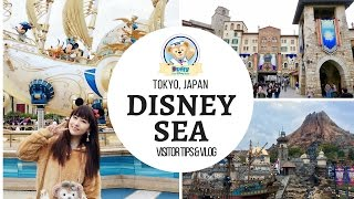 Tokyo Disneysea | Japan Disney Parks - Tips You Must Know Before You Go & Vlog | ?????????