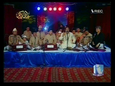Amjad Sabri - Ali ke Saath Hai Zahra ki Shaadi