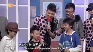 [ENG SUB] Predebut SEVENTEEN's Minghao/The8 on Chinese variety show