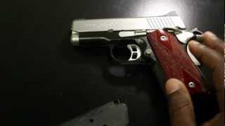 1911 KIMBER ULTRA CDP II: THE SEXIEST CONCEALED CARRY 1911?