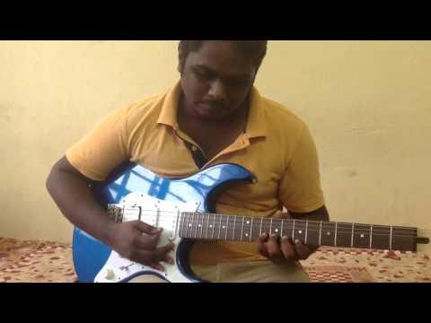 Koti Koti Tarallona Song From Yeto Vellipoindi Manasu Movie On Guitar video