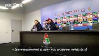 Курбан Бердыев – о зоне стыковых матчей: «Нас это не беспокоит»