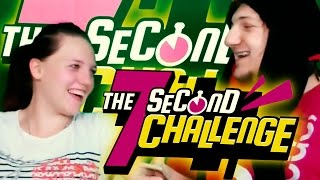 7 SECOND CHALLENGE z siostrą!