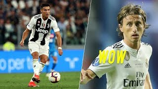 Cristiano Ronaldo Smart & Unexpected Passes That Will Make You Say WOW 😱