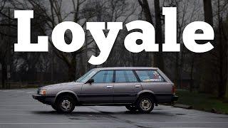 Regular Car Reviews: 1991 Subaru Loyale