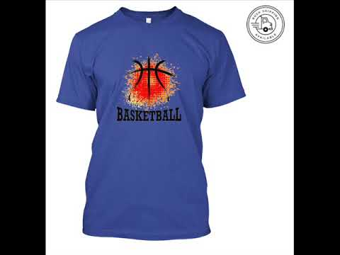 Good basketball t-shirt