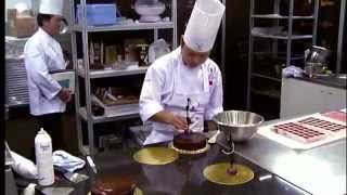 World Chocolate Masters Final 2009