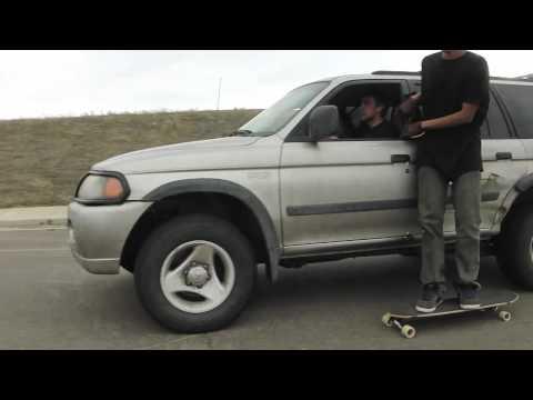 boulder longboarding: lets go hella quick