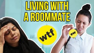 Struggles Of Living With A Roommate | BuzzFeed India