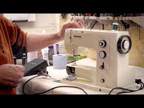 Episode 3 - Through the 2nd Stitch with a Bernina 830