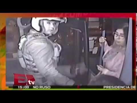 Asaltante es golpeado por chofer tras intento de robo en Chile / Comunidad con Enrique Sánchez