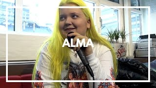"Alma interview about ""Chasing Highs"", Sini Sabotage & Finnish music industry. 
