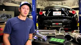Garage FR-S: Project FR-S HKS Exhaust & Intake Install
