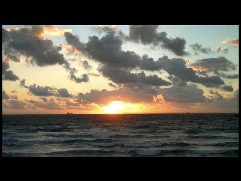 RELAX: Meditation and Sleep Music with HD Video (READ DESCRIPTION!) Miami Beach Sunrise Music Videos