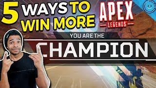 5 Ways To Win More In Apex Legends! | Master The Art of Solo Queue