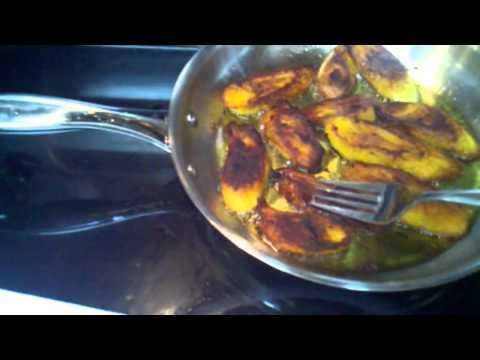 How to cook Sweet and Caramelized Perfect Plantains