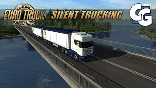 Silent Trucking - Scania S - Linköping to Västerås - ETS2 1.32 (No Commentary)