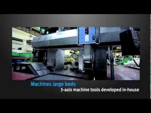 Doosan Infracore Machine Tools   Virtual Factory Tour Changwon