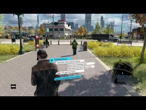 Watch Dogs - NEW GAMEPLAY REVIEW -  [March 2014] - HD klip izle