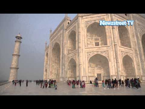 Air pollution causing discoloration of Taj Mahal: Study