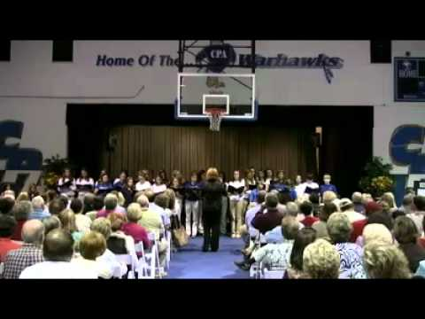 Colleton Preparatory Academy Chorus 2010