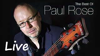 Paul Rose Live Blues Guitar | Live!