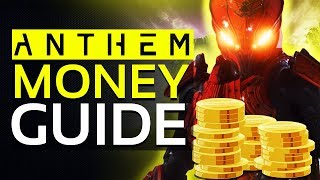 ANTHEM - Best Methods to EARN COINS Fast and Easy | Anthem Money Guide