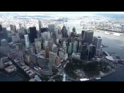 New York Helicopter Tour Juli 2011 Music Videos