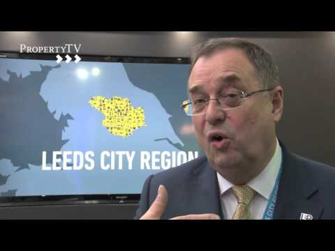 Leeds offers the largest economy outside London: Roger Marsh, Leeds City Region