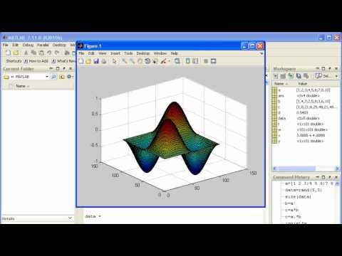 Getting Started with MATLAB (Previous Release)