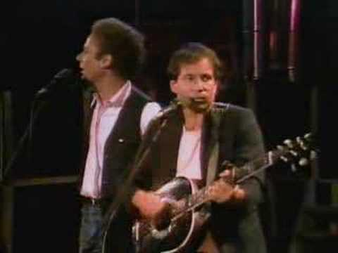 Paul Simon & Art Garfunkel 5 -  Wake Up Little Susie
