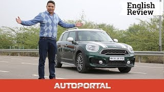 Mini Cooper S Countryman Test Drive Review English - Autoportal