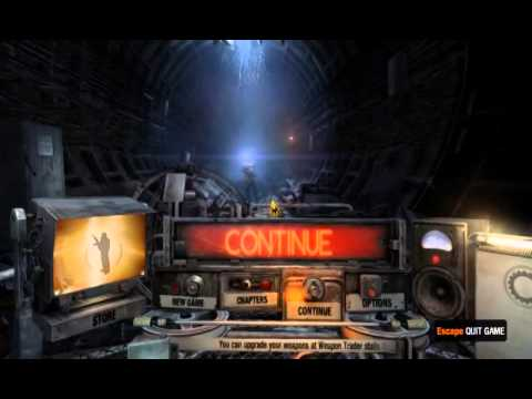 Misc Computer Games - Metro - Last Light Theme