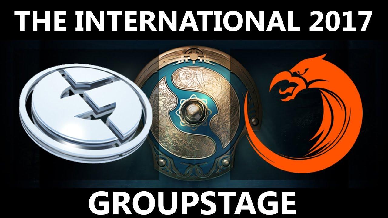 EG vs TNC GAME 2, The International 2017, TNC vs EG