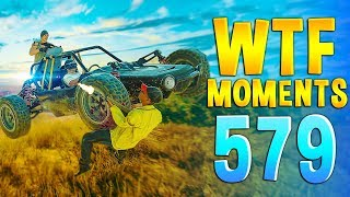 PUBG WTF Funny Daily Moments Highlights Ep 579