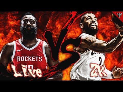 NBA Live 18 VS NBA 2K18