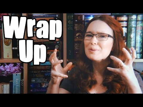 August Wrap Up - Literary Fiction, Fantasy, & Sci Fi