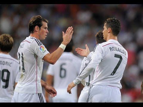 Real Madrid skills vs Cordoba | La Liga | Week 1