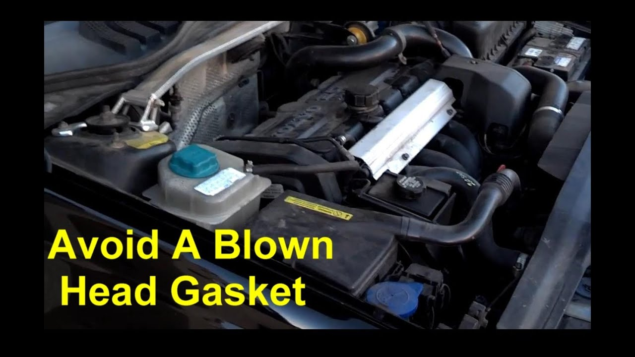 Protect Your Engine Avoid A Blown Head Gasket Replace