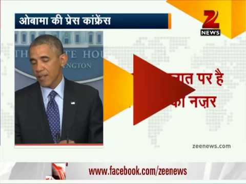 US ready to take 'targeted' 'precise' military action in Iraq: Barack Obama