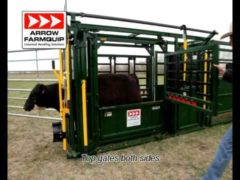 Arrow Farmquip NEW 8400 Q Catch 8400