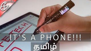 இப்படி ஒரு Pen Phone -ஆ!!!