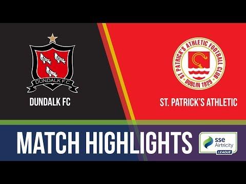 GW36: Dundalk 4-0 St. Patrick's Athletic