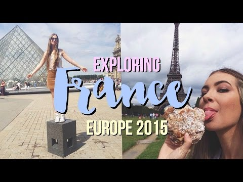 Discovering France | Asha in Europe 2015