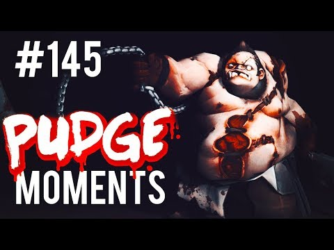 Dota 2 Pudge Moments Ep. 145
