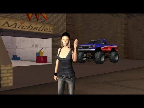 GTA San Andreas - Girlfriend #5 - Michelle Cannes (1080p)